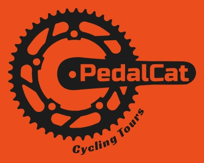 PedalCat Cycling Tours - Black